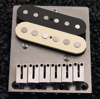 Picture of Hybrid Twangbucker Assembly with Bridge Plate and Saddles