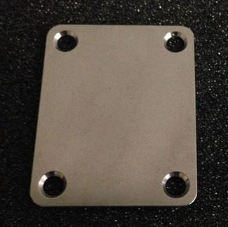 Picture of Neck Plate 4 Bolt