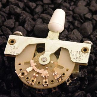 Picture of 5-Way Blade Pickup Selector Switch