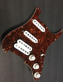 Picture of Assembly for Strat Humbucking / Single / Single